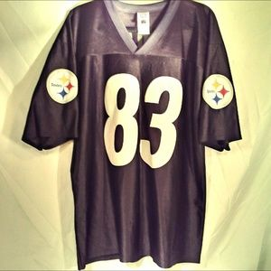Heath Miller #83 Steeler NFL Players Jersey Men  L